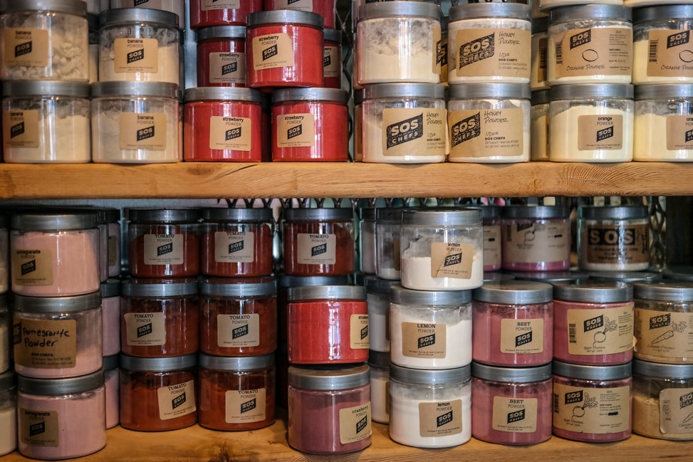 Fun Restaurants in the East Village, NYC: SOS Spice Shop