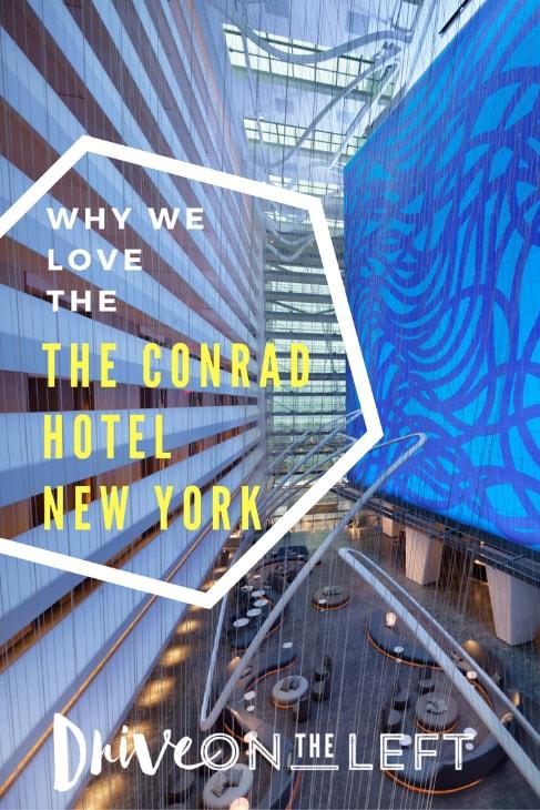 The Conrad Hotel New York
