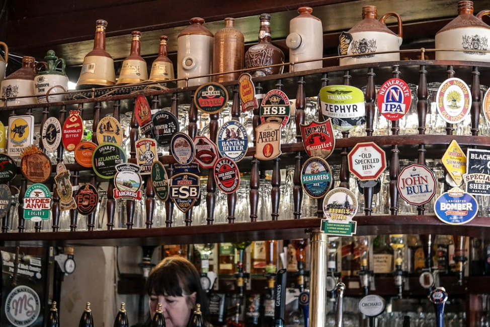 What to Love About Life in London: The fantastic pubs found everywhere!