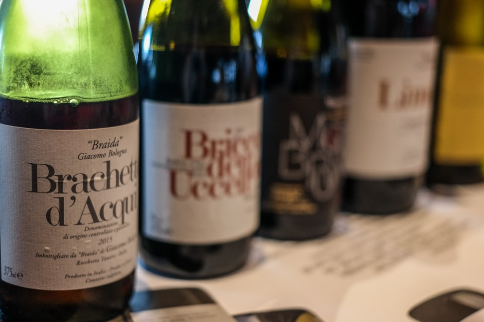 Cheaper options for Barolo wine