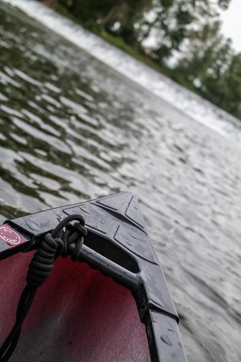 Big Berry Resort: canoeing down the Kolpa River