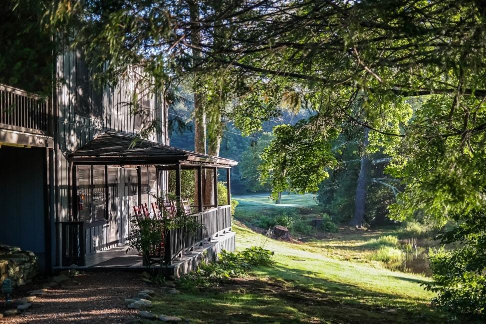 High Hampton Inn: Lewis Cottage