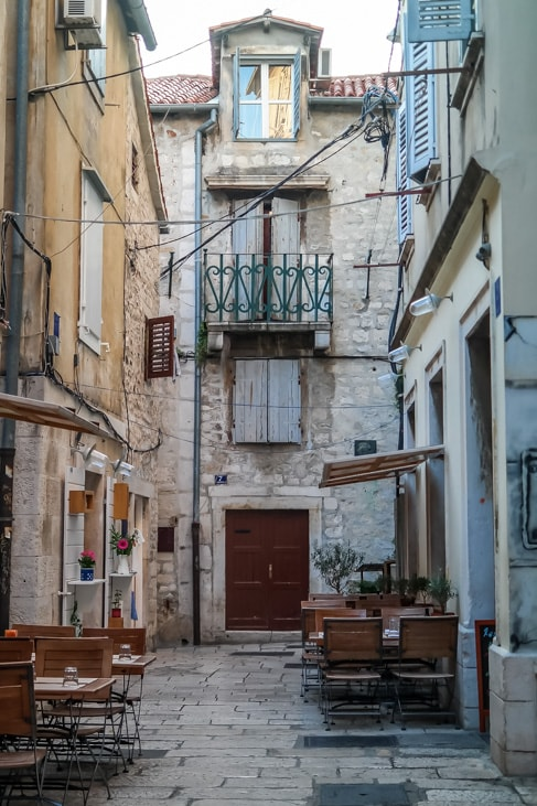 what to do split croatia