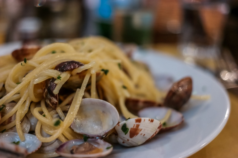 Venice Walking Tour: typical Venice pasta