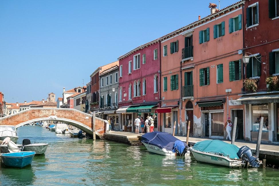 Venice Walking Tour: Murano