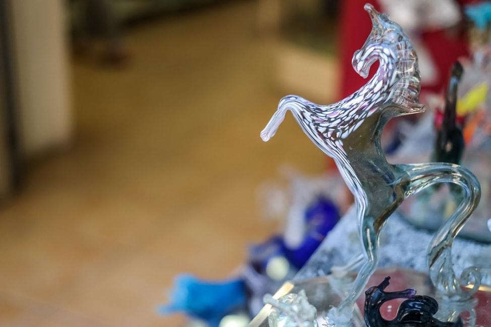 Venice Walking Tour: Murano Glass