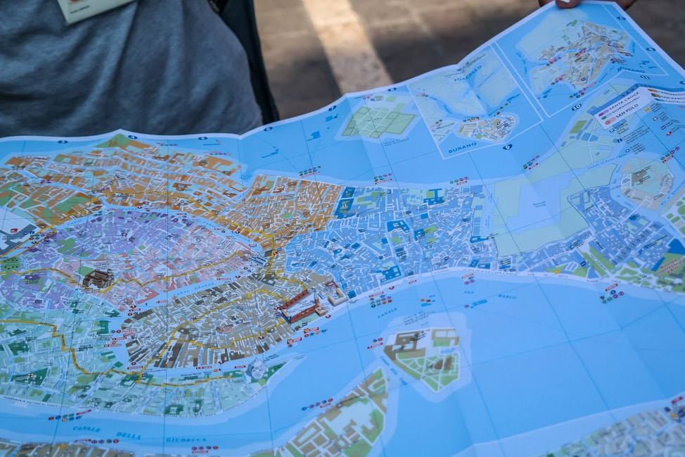 Venice Walking Tour: The start of our LivItaly tour