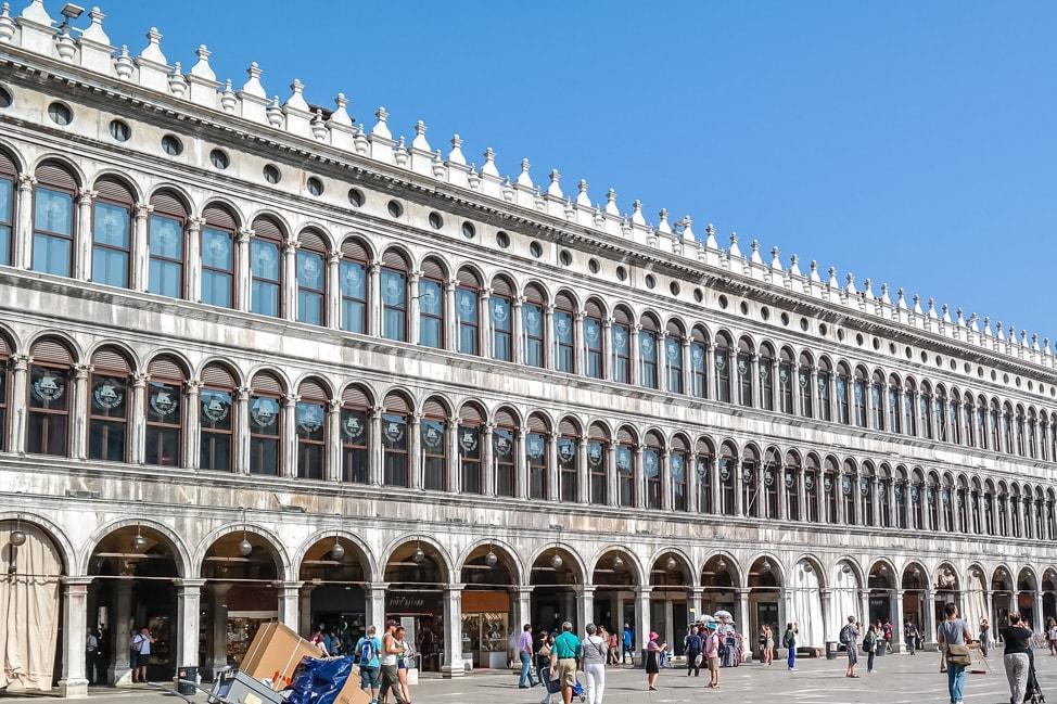 Venice Walking Tour: St Mark's Square