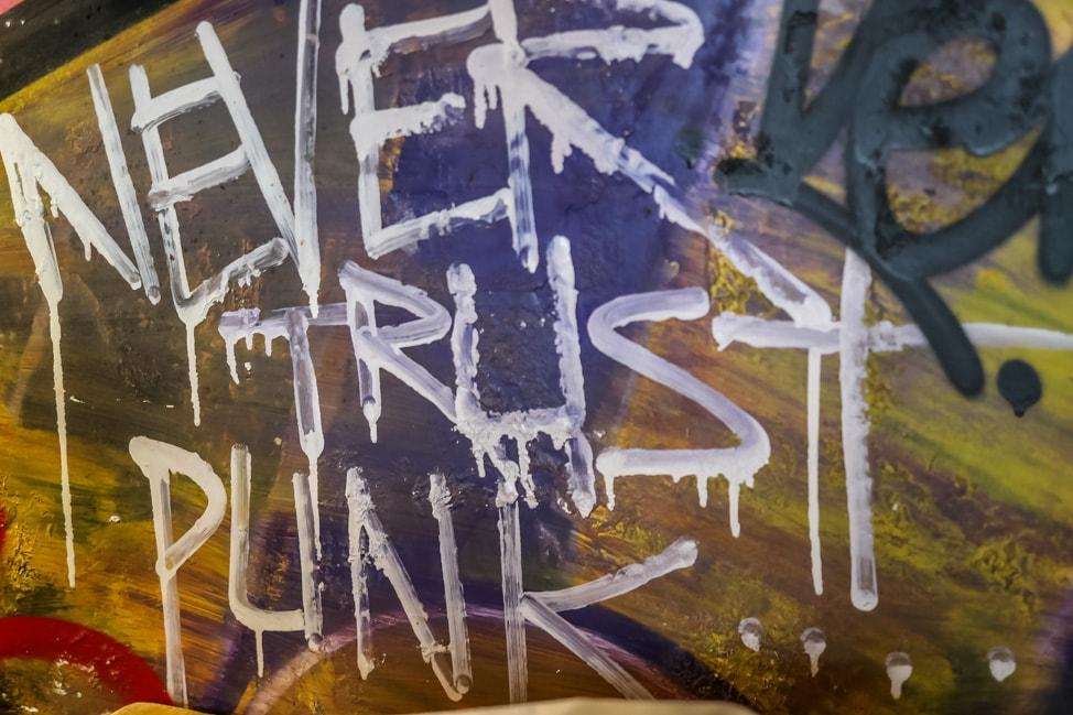 Moving back to NYC: New York City graffiti