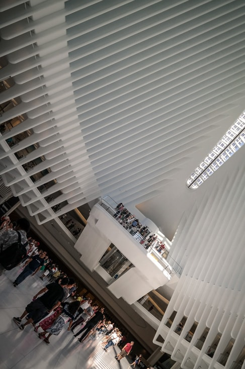 Moving back to NYC: Oculus, New York City