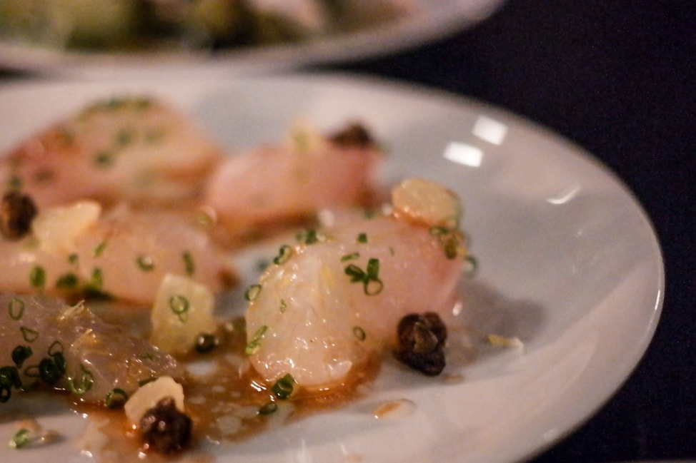 Moving back to NYC: Rebelle crudo, New York City