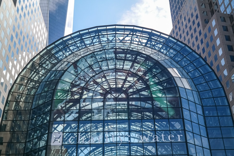 Moving back to NYC: Brookfield Place
