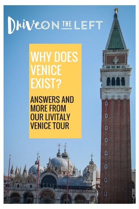 LivItaly Venice Walking Tour