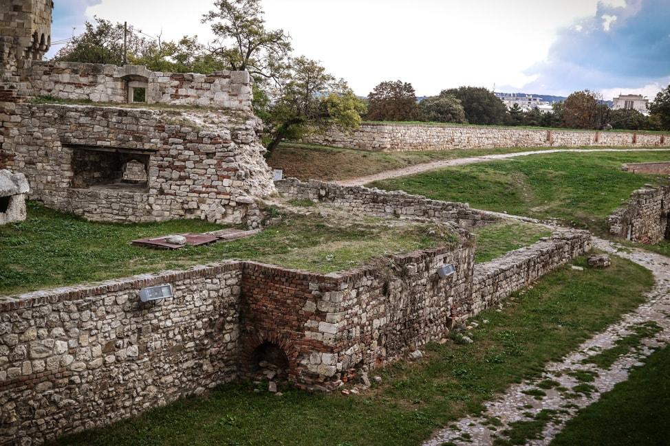 belgrade serbia fortress