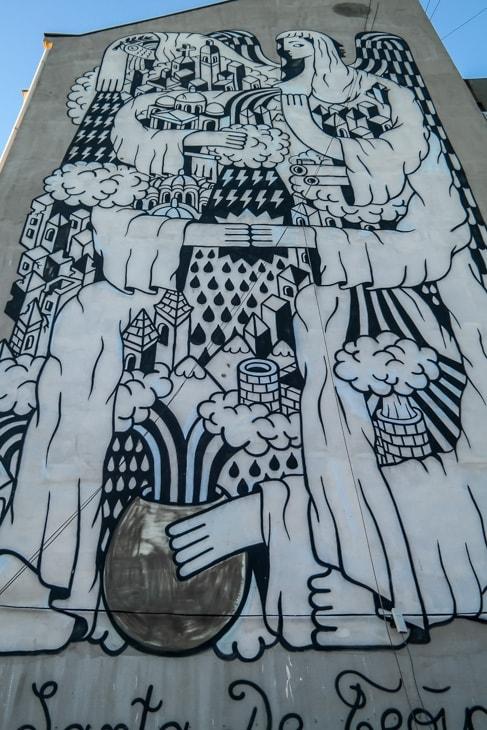 belgrade street art savamala