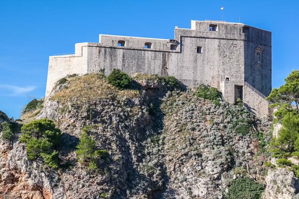 Dubrovnik Game of Thrones Tour: The Red Keep