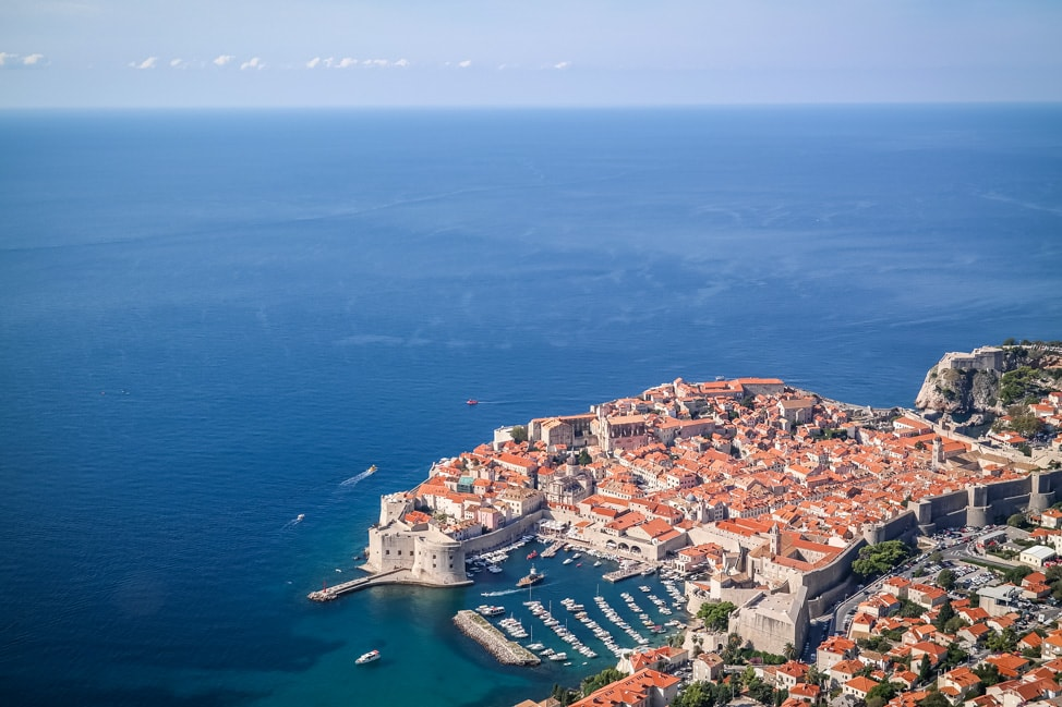 Dubrovnik Game of Thrones Tour: overview of the Old Town