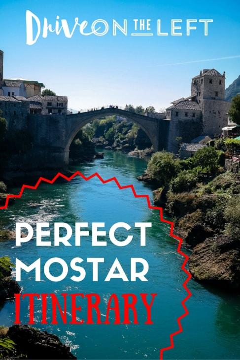 visit bosnia mostar bridge
