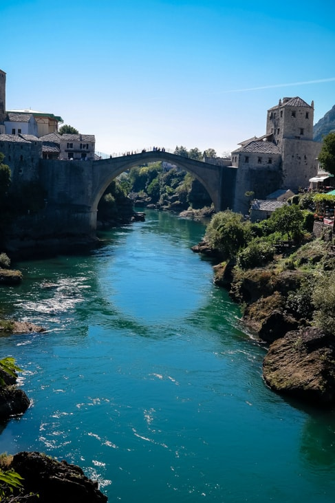 visit bosnia stari most