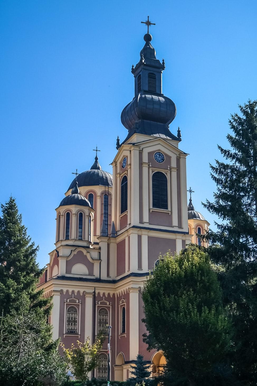 Sarajevo Bosnia: Orthodox Church