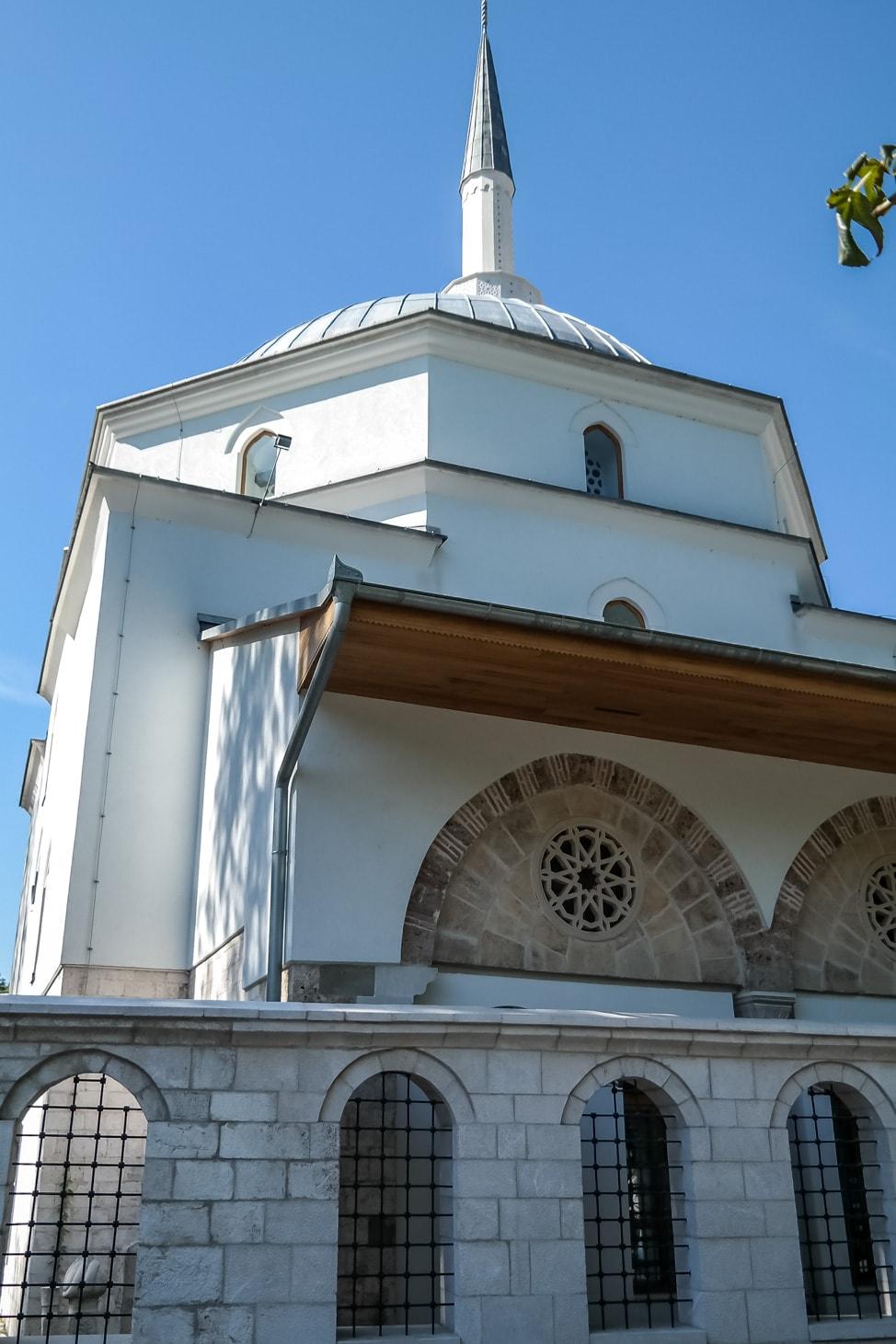 Sarajevo Bosnia: Mosque
