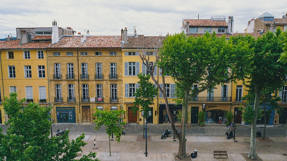 southern france road trip aix en provence