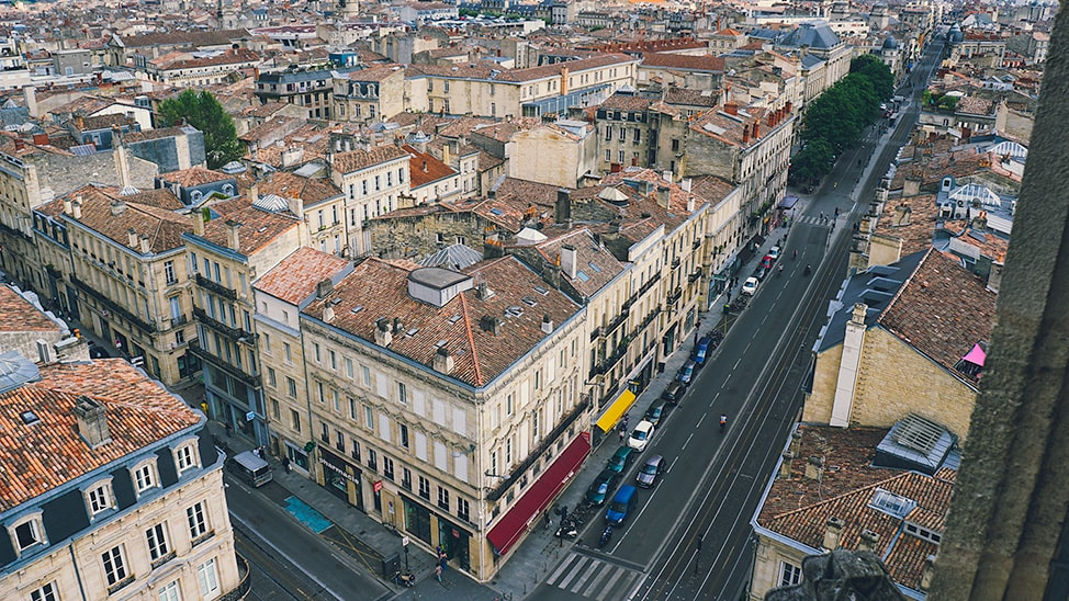 southern france road trip bordeaux