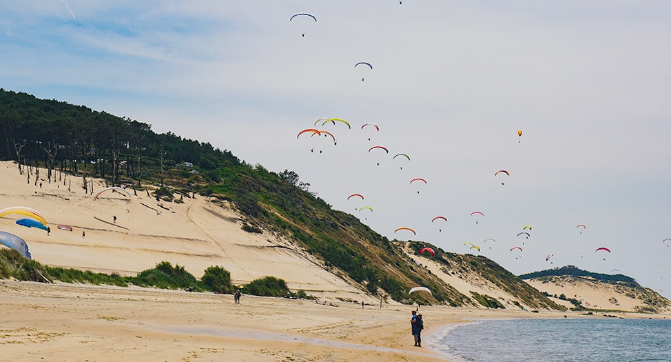 southern france road trip dune du pilat