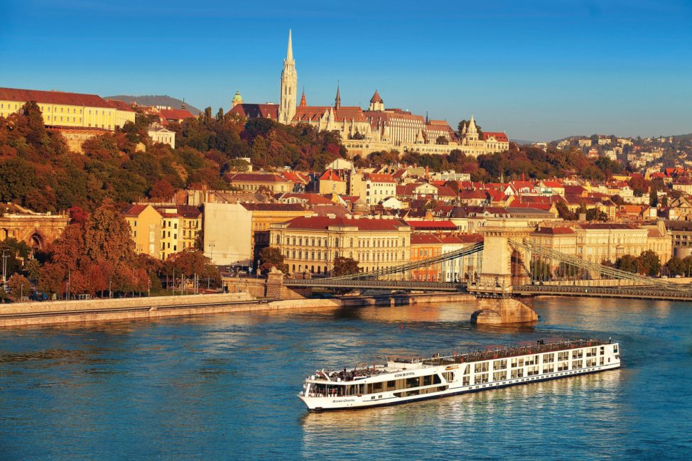 River Cruises: gliding along the Danube through Budapest