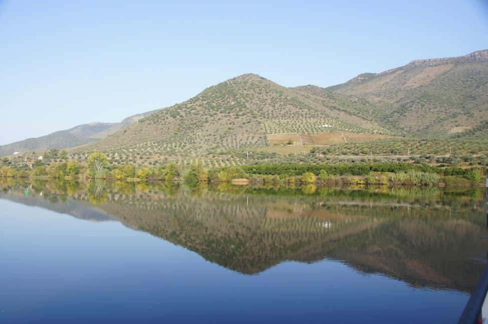 River cruises: The beautiful Duoro River in Portugal