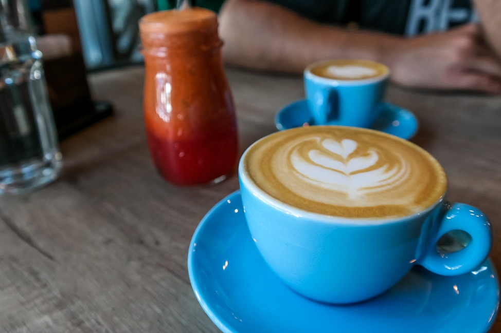 Europe Road Trip: Fancy, hipster coffee in Belgrade, Serbia