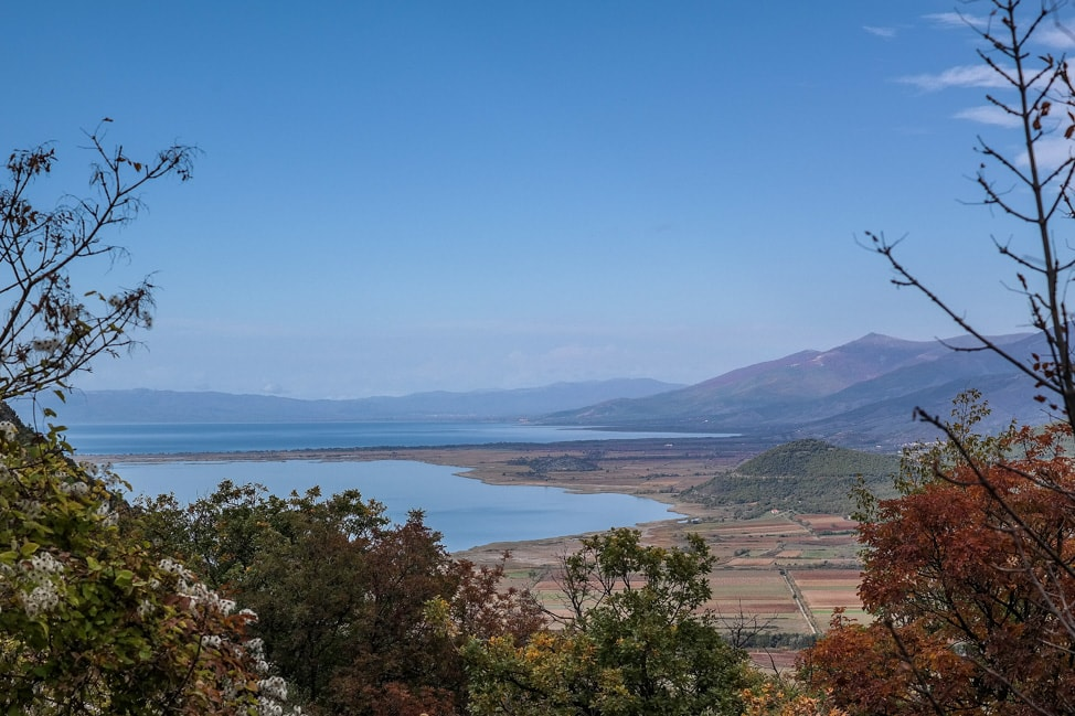 prespes national park view