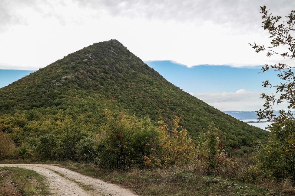 prespes national park mountain