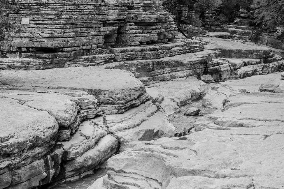 papigo greece canyon