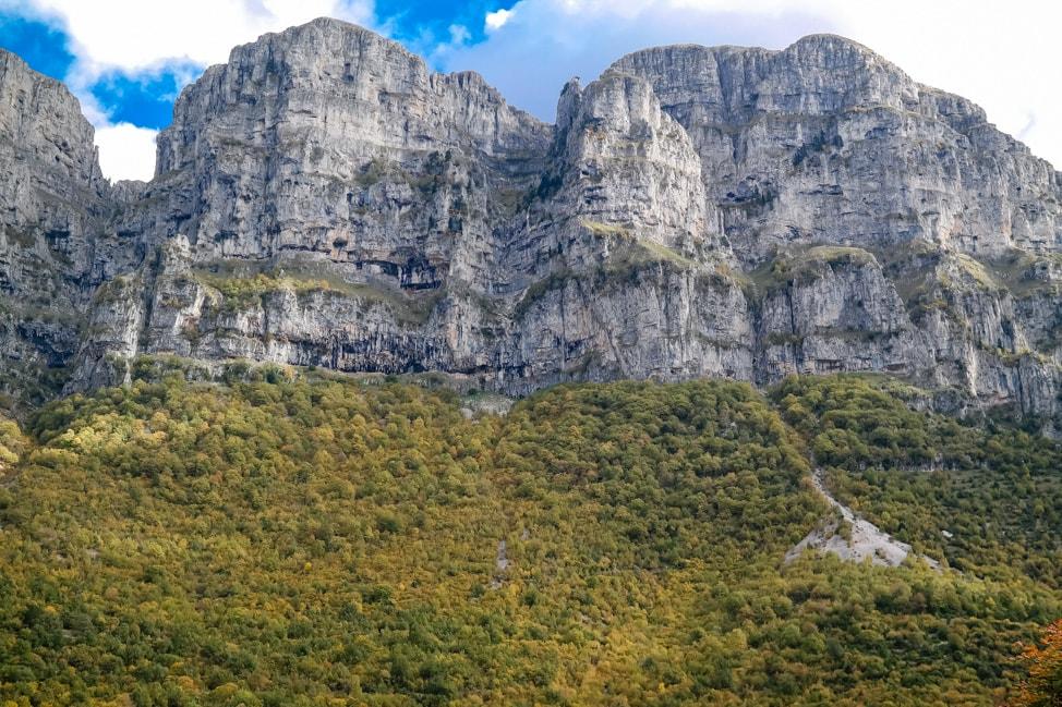 papigo cliffs