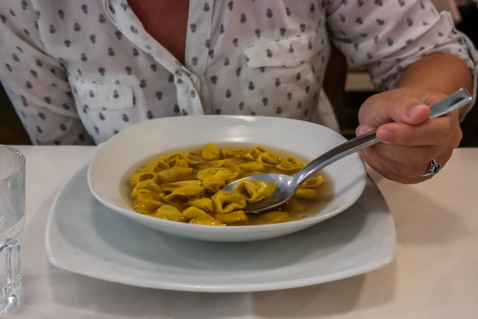 underrated italian destinations tortellini