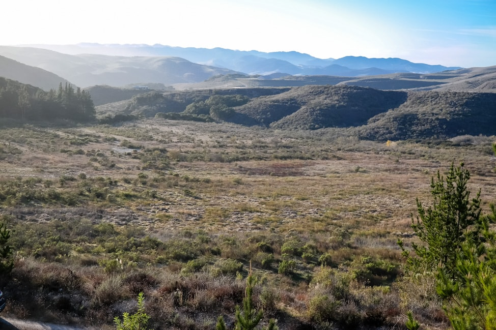 california road trip rolling hills