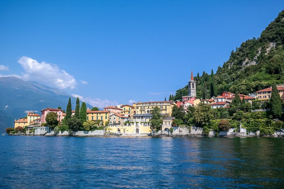 underrated italy varenna