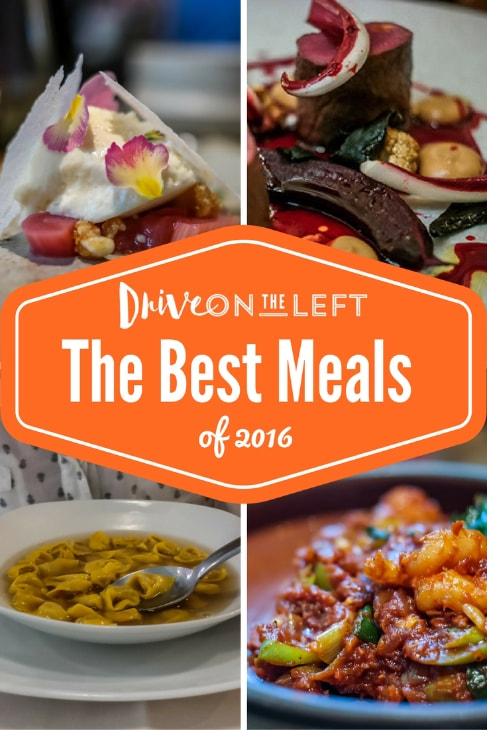Our Favorite Restaurants of 2016