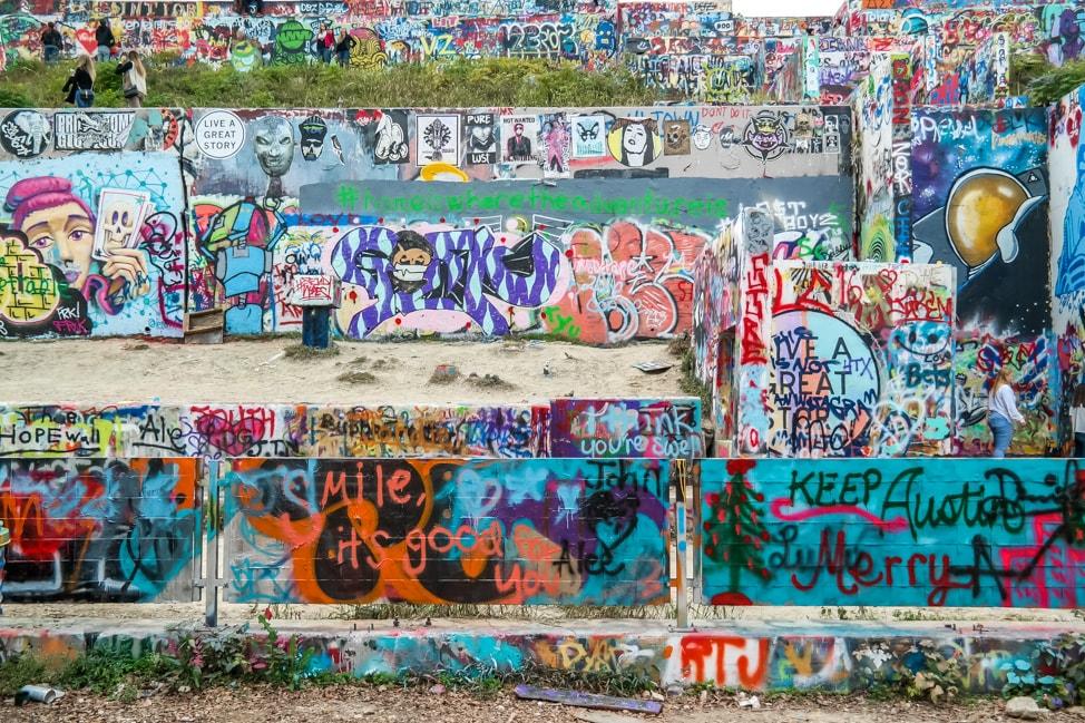 austin city graffiti park