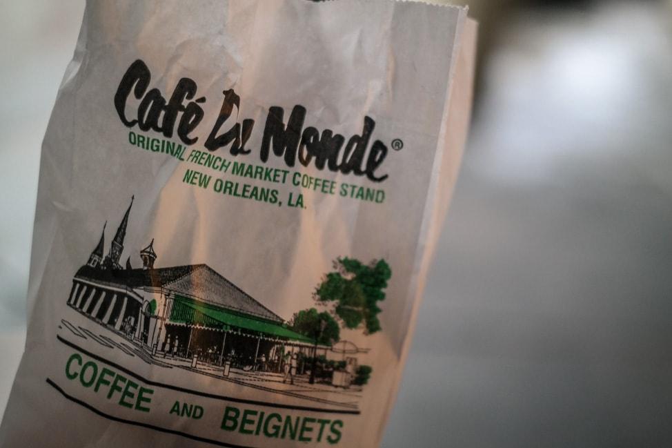visit new orleans cafe du monde