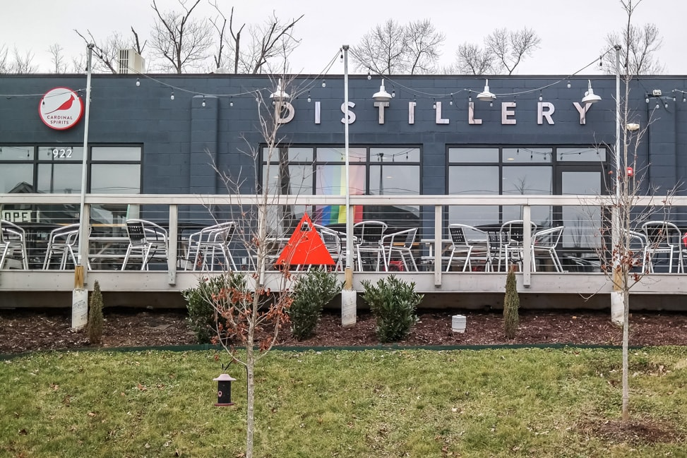 Things to Do in Bloomington, Indiana: The Cardinal Distillery along the B-Line