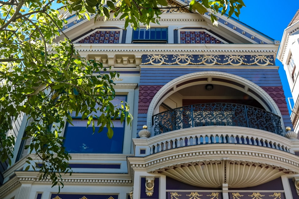 Free San Francisco walking tours of Haight Ashbury