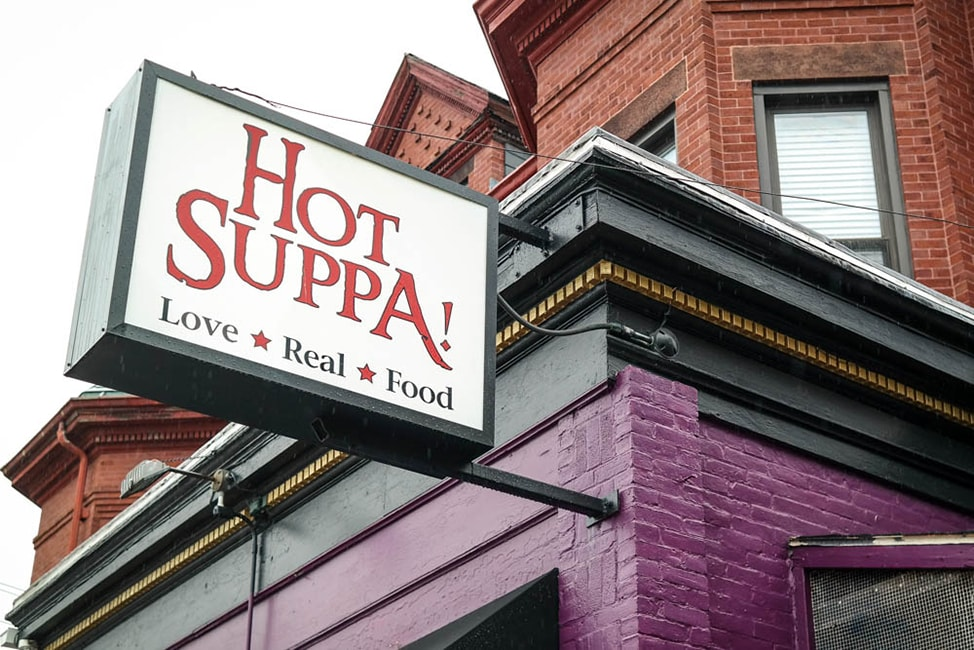 where to eat in Portland, Maine: Hot Suppa