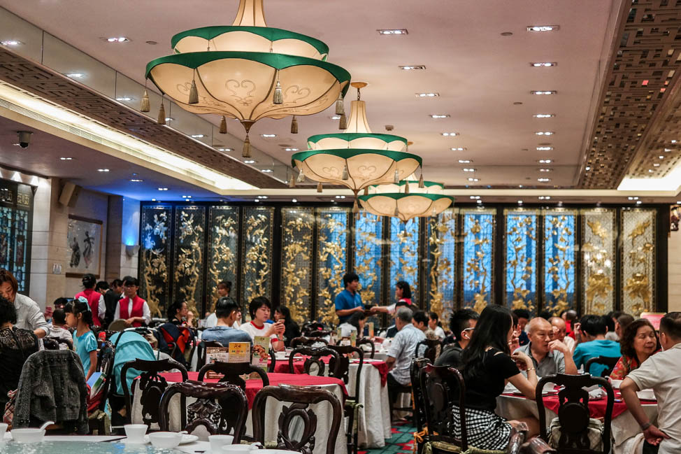 Best things to do in Guangzhou: dim sum