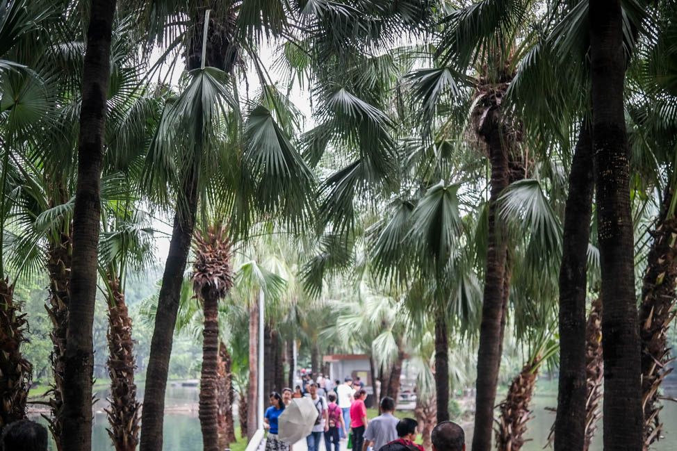 Best things to do in Guangzhou: Yuexui Park