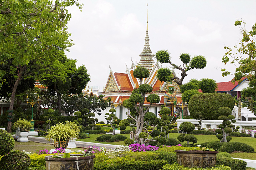 Perfect one week Asian holidays to Thailand