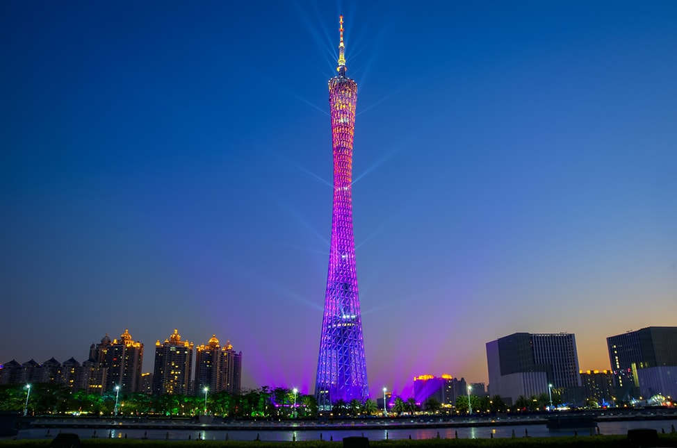 Things to do in Guangzhou: Canton Tower