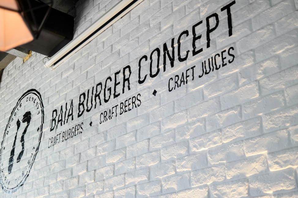 Summer Bucket List: BAIA Burger Concept, Shenzhen