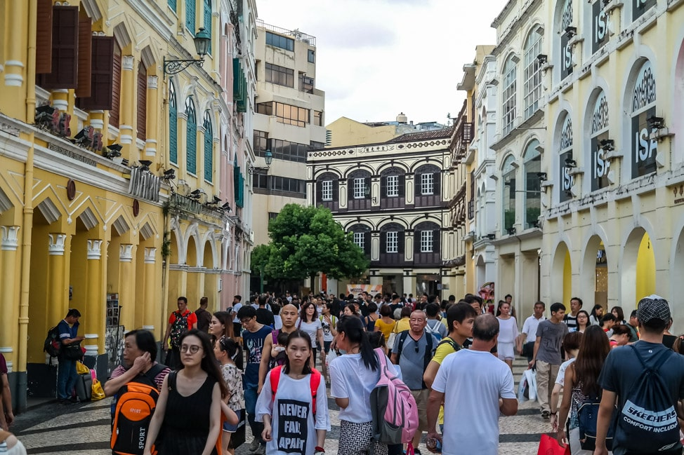 Things to do in Macau